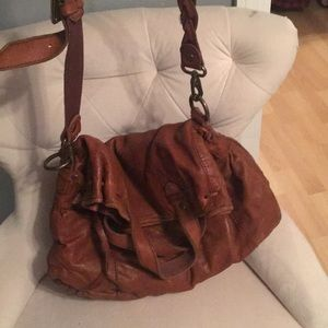 Lucky Brand Bags - Italian leather large handbag from Lucky brand